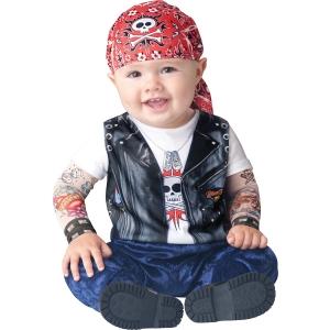 Born To Be Wild Toddler 18-24M