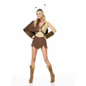 Viking Sexy Dress Set Small