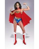 Wonder Woman Small Adult 6-10
