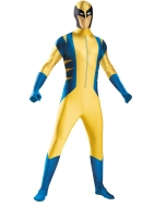 Wolverine Bodysuit Adult Costu