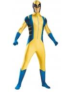 Wolverine Bodysuit Costume