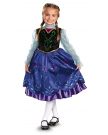 Frozen Anna Child 4-6
