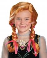Frozen Anna Child Wig