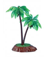 Palm Tree Table Deco 6 In