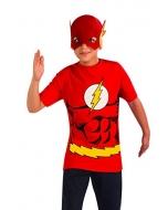 Flash Child Shirt Mask Med