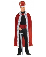 King Robe And Crown