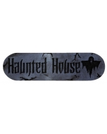 Haunted House Foam Plaque
