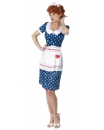 I Love Lucy Sassy Md/Lg 10-14