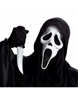 Ghost Face W/Knife