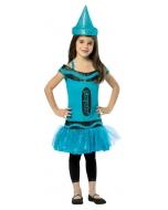 Crayola Steel Blue  Child 4-6