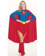 Supergirl Adult Large