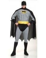 Batman Musc Chest Adult 44-50