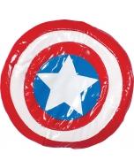 Capt America 6 Inch Shield