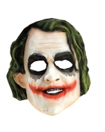 Joker 3/4 Vinyl Mask Child
