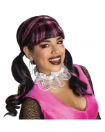 Monster High Draculaura Adult Wig