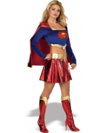 Supergirl Adult X Small