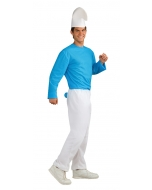 Smurf Adult Xl
