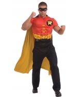 Robin Muscle Shirt Cape Adt St