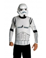 Stormtrooper Top Mask Adult Lg
