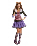 Monster High Clawdeen Wolf Adt Large