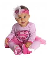 Supergirl Onesie Infant 6-12M