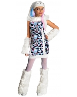 Monster High Abbey Bominable Child Lg