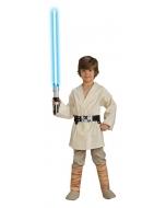Luke Skywalker Dlx Child Large