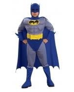 Batman Brave Muscle Child Lg