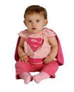 Supergirl Bib Infant