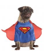 Pet Costume Superman Large