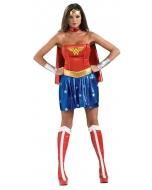 Wonder Woman Adult Small 6-9