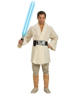 Luke Skywalker Dlx Adult Std