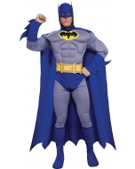 Batman Brave Dlx/Muscle Medium