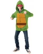 Teenage Mutant Ninja Turtles Raphael Child Hoodie Med