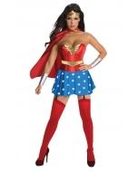 Wonder Woman Dlx Adult Med