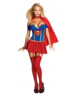 Supergirl Dlx Adult Med