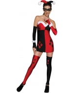 Harley Quinn Adult Medium