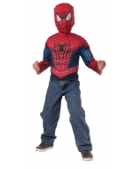 Spiderman Muscle Chest Shirt C