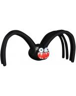 Airblown Black Spider W Mouth