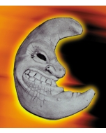 Plaque  Moon Face