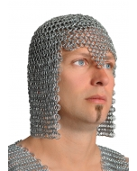 Chainmail Hood Short