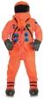 Astronaut Dlx Suit Ad Orange