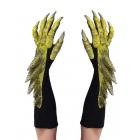 Dragon Gloves Green
