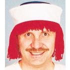 Raggedy Andy Wig With Hat