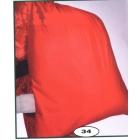 Santa Toy Bag Velour