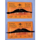 Mustache Real Hair Ital Brn