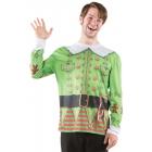 Ugly Christmas Elf Sweater Xxl