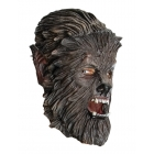 Wolfman 3/4 Latex Mask Adult