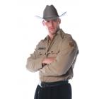 Sheriff Shirt Mens One Size