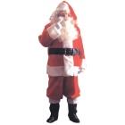 Santa Suit Plsh 5591